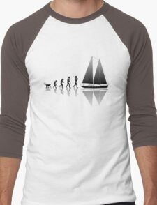 Sailing Evolution Men's Baseball ¾ T-Shirt