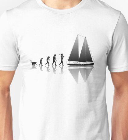 Sailing Evolution Unisex T-Shirt
