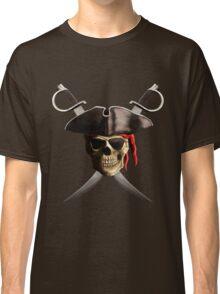 Pirate Skull Classic T-Shirt