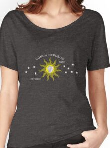 Key West Flag Women's Relaxed Fit T-Shirt