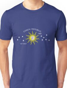 Key West Flag Unisex T-Shirt