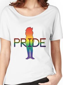 PRIDE Women's Relaxed Fit T-Shirt