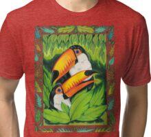 Toco Toucans Tri-blend T-Shirt