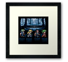 FANTASY ROAD Framed Print
