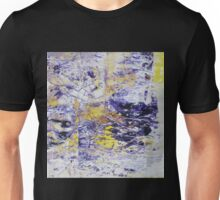 Path to the Light - Original Wall Modern Abstract Art Painting Original mixed media Unisex T-Shirt