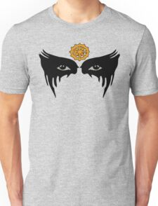 Commander Lexa - Eyes Unisex T-Shirt