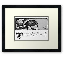 The Dark Tower - Stephen King Framed Print