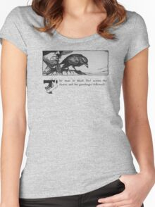 The Dark Tower - Stephen King Women's Fitted Scoop T-Shirt