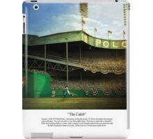 The Catch iPad Case/Skin