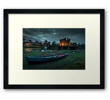 Nasty Bunratty Framed Print