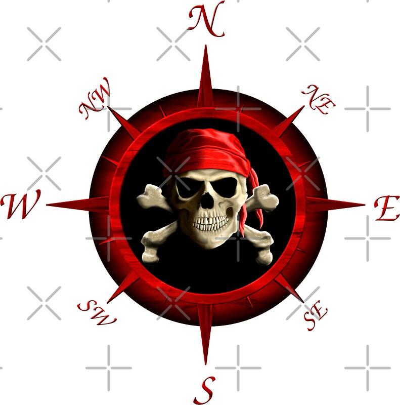 pirate border clipart