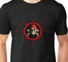 Pirate Compass Rose Unisex T-Shirt