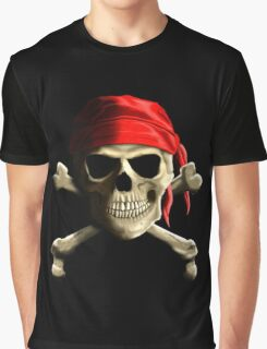 Skull And Crossbones Graphic T-Shirt