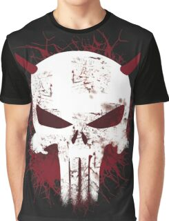 punisher from daredevil Graphic T-Shirt