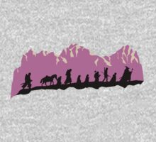 The Fellowship of The Ring Kids Tee