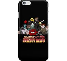 Super Meat Boy iPhone Case/Skin