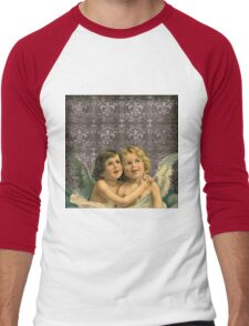 Angels Men's Baseball ¾ T-Shirt
