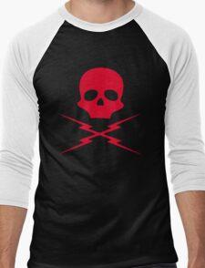 Death Proof, Red Label! Men's Baseball ¾ T-Shirt