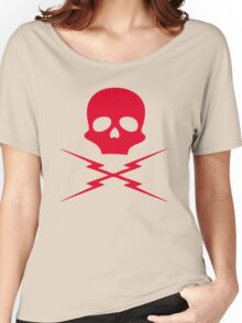 Death Proof, Red Label! Women's Relaxed Fit T-Shirt