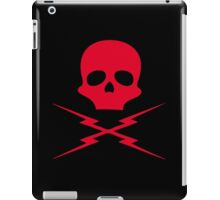 Death Proof, Red Label! iPad Case/Skin