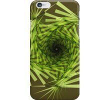 Palm Frond Fractal iPhone Case/Skin