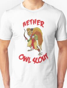 Aether the Scout  Unisex T-Shirt