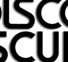 THE DISCO BISCUITS Sticker