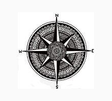 Compass Mandala Unisex T-Shirt