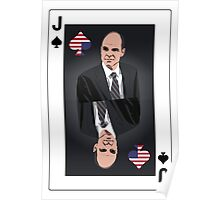 DS Jack of Spades Poster
