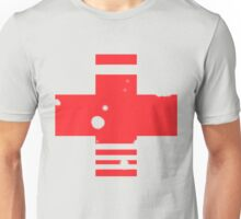 Encrypted Cross Unisex T-Shirt