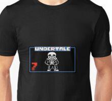 Sans undertale logo Unisex T-Shirt