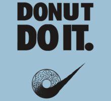 Donut Do It Kids Tee