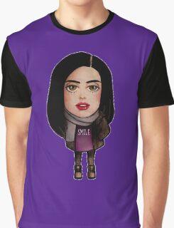 Chibi Jessica Jones Graphic T-Shirt