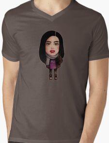 Chibi Jessica Jones Mens V-Neck T-Shirt