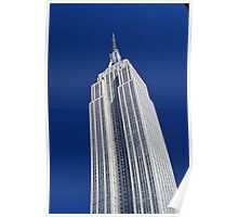 Empire State Building, NY Poster