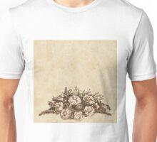 Vintage Flower Unisex T-Shirt