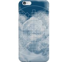 Symmetrically Abstract [Light] iPhone Case/Skin