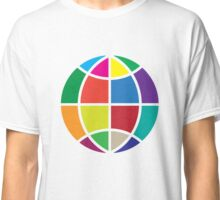 Colors Globe Classic T-Shirt