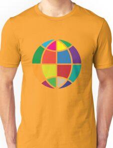 Colors Globe Unisex T-Shirt