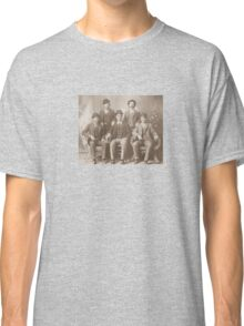 Butch Cassidy - Sundance Kid - Wild Bunch Classic T-Shirt