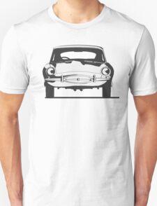 Jaguar E-type (front) T-Shirt