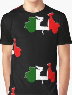 Vespa Italia Graphic T-Shirt