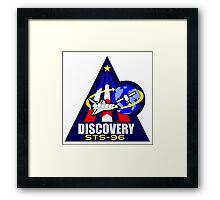 Discovery STS-96 Framed Print