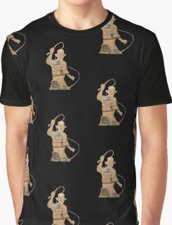 Indiana Jones- Trilogy  Graphic T-Shirt