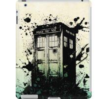 Doctor Who Work Tardi iPad Case/Skin
