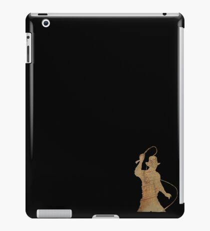 Indiana Jones- Trilogy (Variant two) iPad Case/Skin