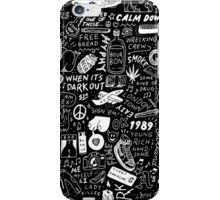 G-Eazy Phone Case - When Its Dark Out Case iPhone Case/Skin