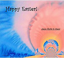 "Easter Card ""Resurrection"" Photographic Print"