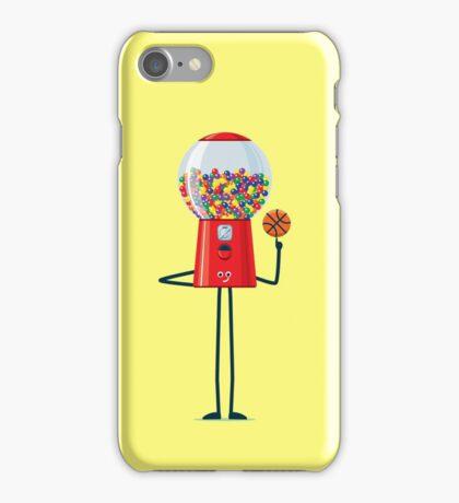 Character Building - Gumball Basketballer iPhone Case/Skin