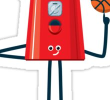 Character Building - Gumball Basketballer Sticker